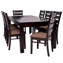 Avalon Dining Room Suit - 8 Seater