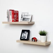 Kito Smart Storage - Floating Shelf Oak Color