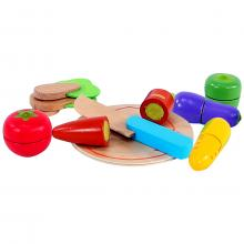 Vegetable Cutting Set Educational Toy