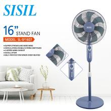 Sisil Pedestal Fan SL-SF1607, 3 Speeds, 65W