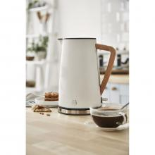 Swan 1.7L Nordic Style Cordless Kettle 3000W (White)